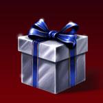 Ezüstös ajándék